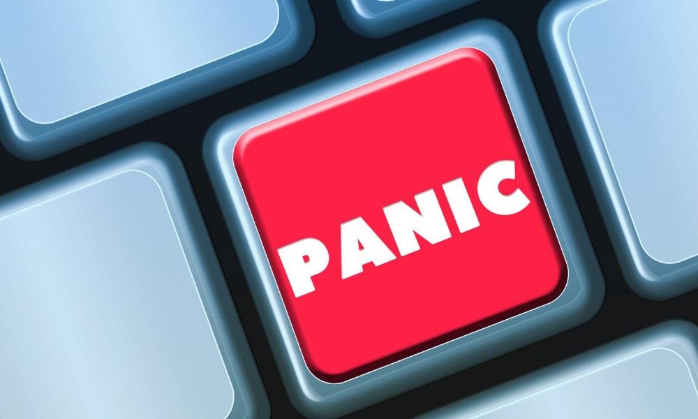 tips om een paniekaanval te stoppen
