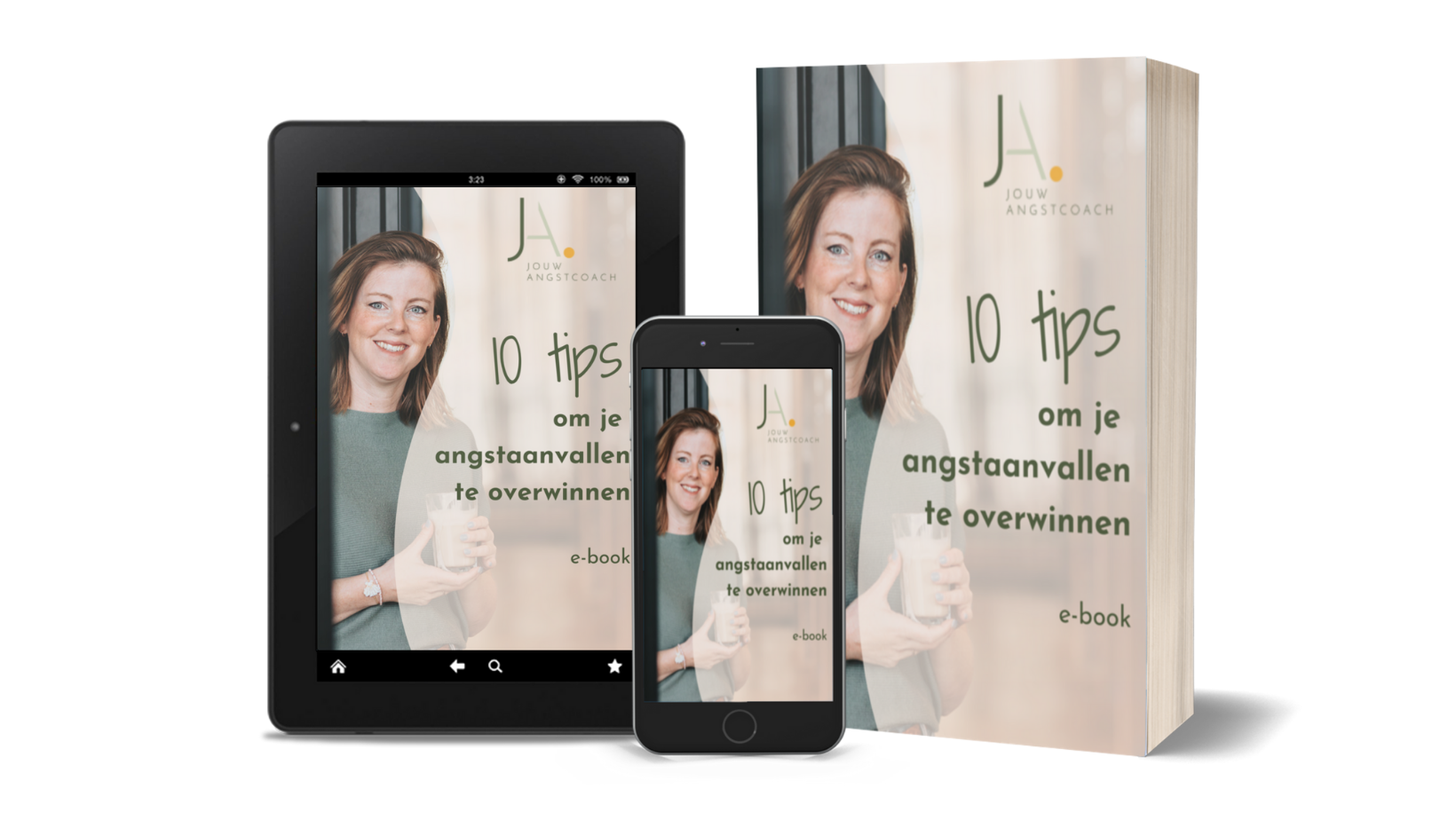 gratis e-book paniekaanvallen overwinnen